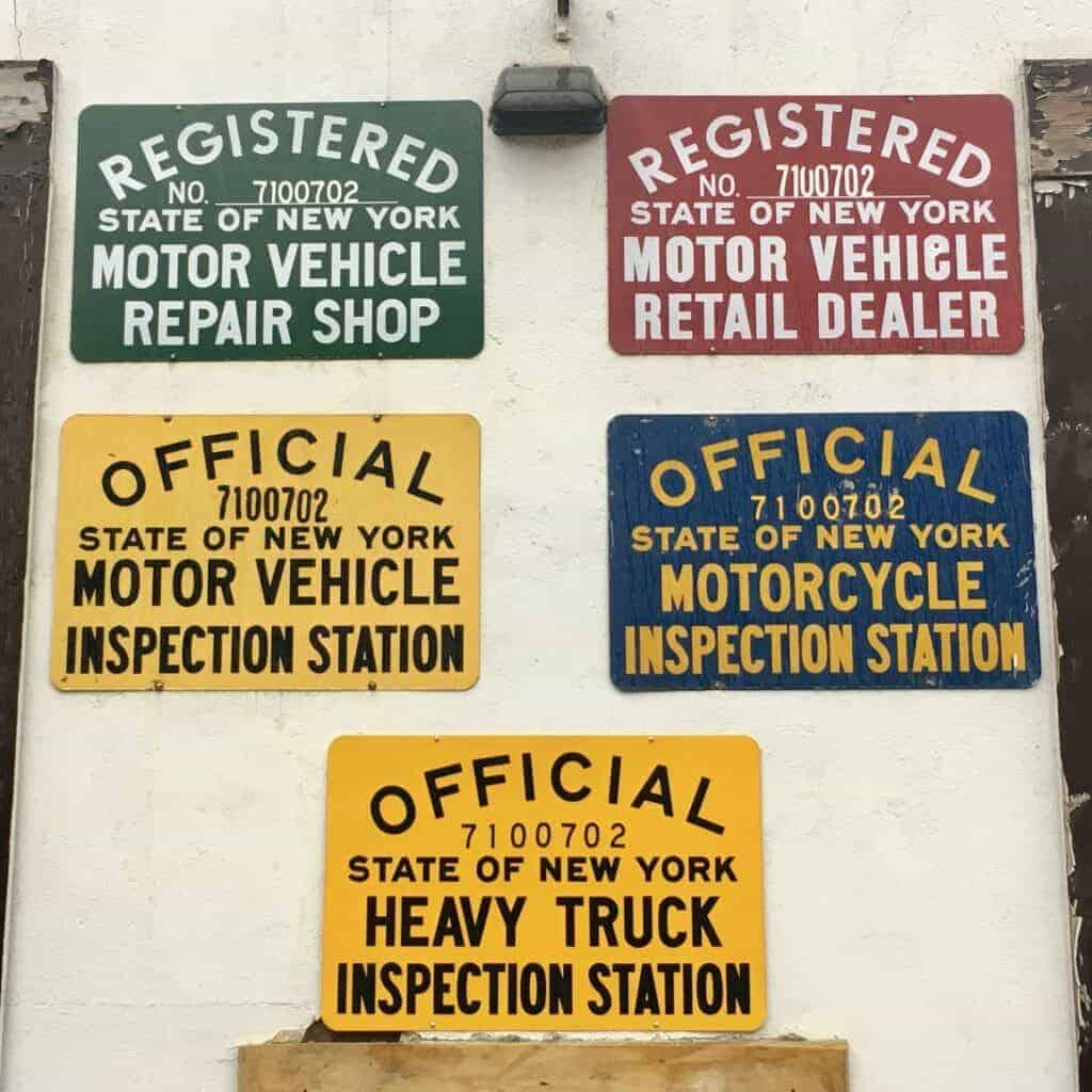 Manor Motors is a certified NY State Inspection Center